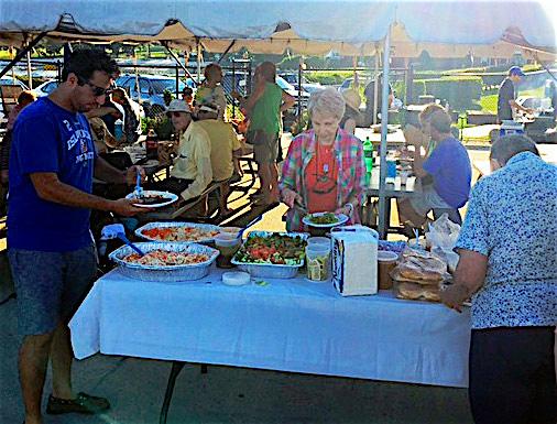 Annual Anshe Sholom Summer BBQ